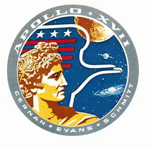 Mission Patch: Apollo 17 | Tr@nquillity Base