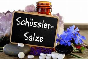 Schüssler Salze: Abnehmen und Genesen mit Biochemie - News