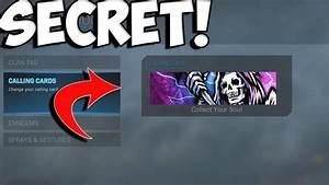 Get This Secret Calling Card Now  Modern Warfare