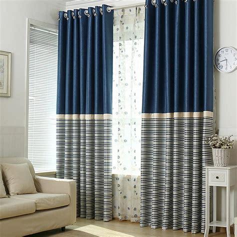 curtains luxury interior decorating ideas  navy blue