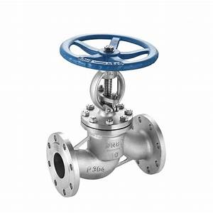 1 Inch Dn25 Gb Standard Flange Durable Manual Water Steam