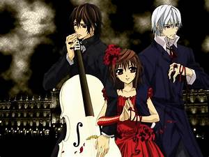 Vampire Knight Wallpaper 2 by Takeshikun2008 on DeviantArt