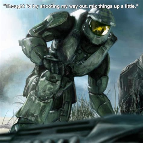 Best Quotes From Halo Quotesgram