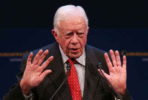 Jimmy Carter: Jesus would approve of same-sex marriage