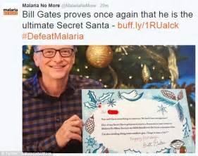 bill gates astounds reddit user   secret santa