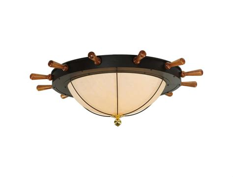 meyda nautical 12 light flush mount light 136204