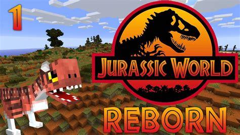 "Minecraft Jurassic World Reborn  Ep 1  ""season 2 Is A"