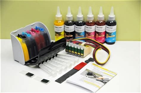 xpro series continuous ink system ciss epson artisan