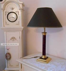 Große Wohnzimmer Lampe : gro e tischlampe stehlampe lampe messing schwarz braun wurzelholz optik 76cm ~ Markanthonyermac.com Haus und Dekorationen