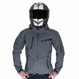 Blouson De Moto : rider tec blouson moto avec protections homologu es softshell achat vente blouson veste ~ Medecine-chirurgie-esthetiques.com Avis de Voitures