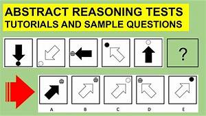 Abstract Reasoning Tests Questions  Tips And Tricks