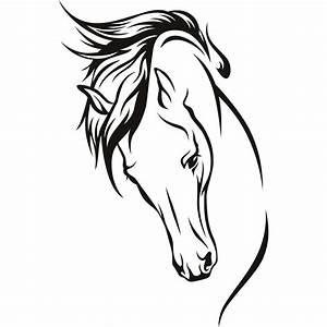 Simple Horse Head Drawing Easy+Horse+Drawings | Simple ...