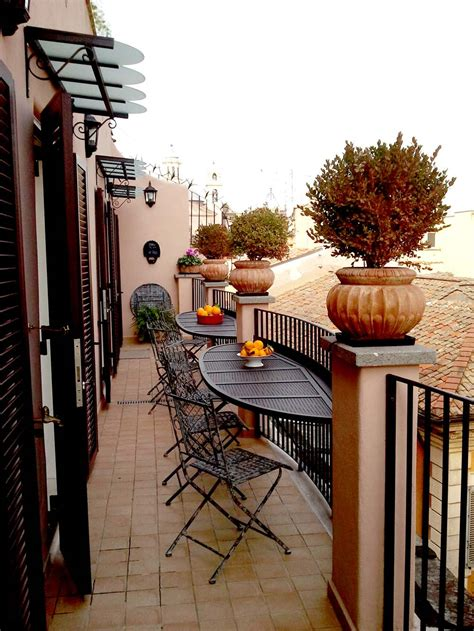 allestire un terrazzo allestimento balcone