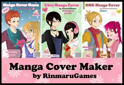 anime kiss maker manga cover maker by rinmaru on deviantart