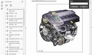 Official Workshop Service Repair Manual Land Rover Range