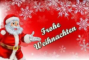 Schöne Weihnachten Grüße : frohe weihnachten bilder 2018 kostenlos ausdrucken ~ Haus.voiturepedia.club Haus und Dekorationen