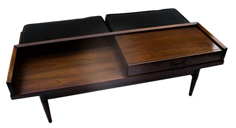 Coffee Bench by Mid Century Modern Coffee Table Bench American Of