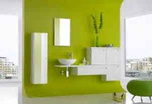 decorating ideas for bathrooms colors amazing green bathroom painting ideas with custom wall cabinets and freestanding washbasin as