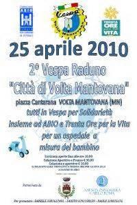 Vespa Club Volta Mantovana by Vespa Raduno Volta Mantovana 25 Aprile 2010