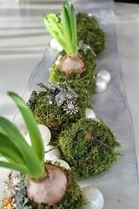 Basteln Mit Moos : 11 besten mooskugeln bilder auf pinterest moos weihnachtliches und rustikale weihnachten ~ Watch28wear.com Haus und Dekorationen