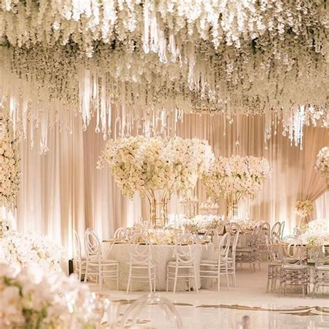 blown away by the magnificent floral at this wedding the