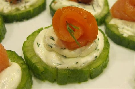 cucumber canapes smoked salmon cucumber canapés 39 s pantry