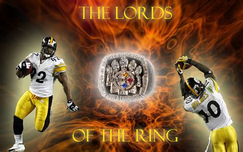 lords  rings steelers wallpaper  high res