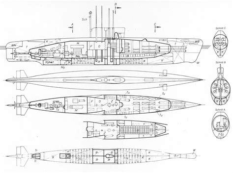 German U Boat Layout by Obd Sit U Boat Interior Layout 1 German Type Xxi
