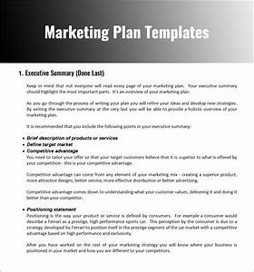 32 free marketing strategy planning template pdf ppt download for Marketing templates for word