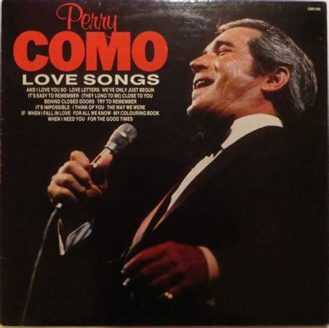 perry como songs perry como love makes the world go round records lps