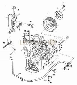 Fuel Injection Pump - 2 8 Tgv