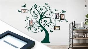 Wandtattoo Mit Bilderrahmen : wandattoo mit bilderrahmen wall ~ Bigdaddyawards.com Haus und Dekorationen