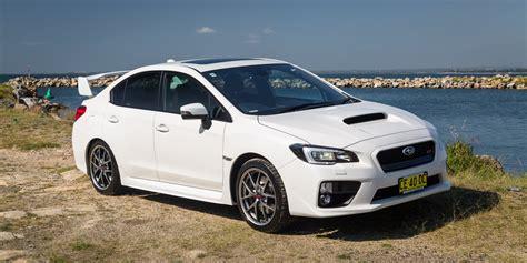 2015 Subaru Wrx Sti Premium Review Caradvice
