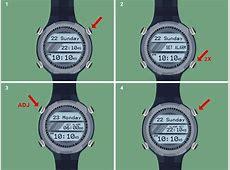 4 Ways to Set an Armitron Watch wikiHow