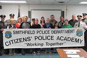 Citizens' Police Academy Starts on Monday, November 4th ...