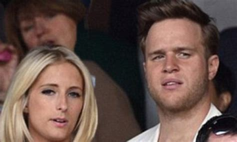 Olly Murs' girlfriend - olly officially confirmed his ...