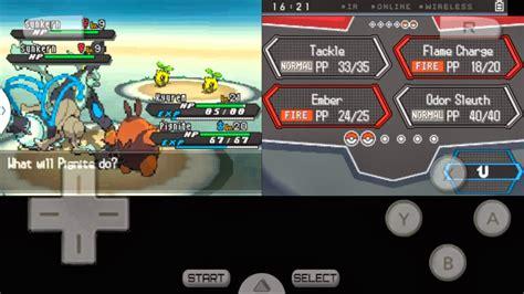 emulator ds drastic nintendo android pokemon games play rom description