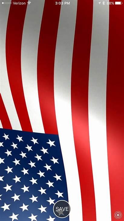 Iphone 6s Wallpapers Flag American Plus Lock