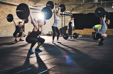 crossfit fitness exercise physical therapy