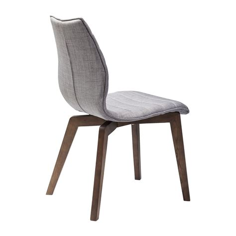 chaise design grise chaise scandinave grise vita kare design