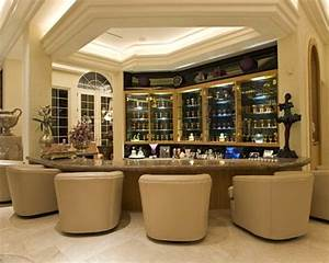 Entertain in style luxurious home bar designs for Home bar furniture and accessories