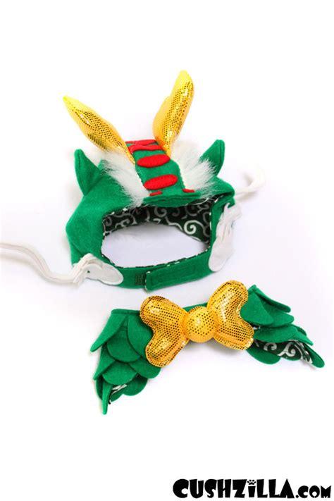 cushzilla dragon costume  cats  dogs