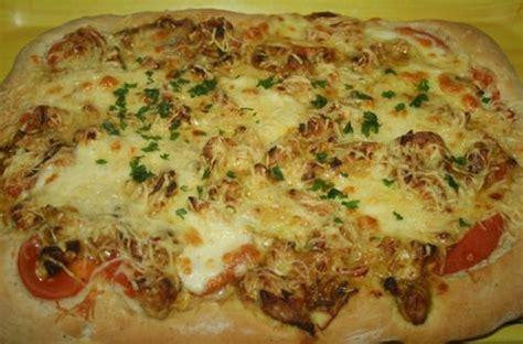 recette p 226 te 224 pizza maison pizza hut 750g