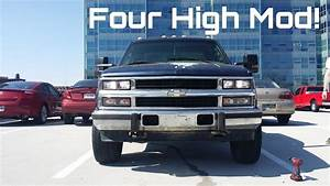 Obs Chevy Plug And Play High Beam Mod