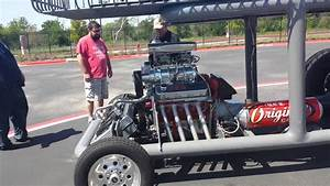 Supercharged V8 Heb Grocery Cart   Roger Forbes