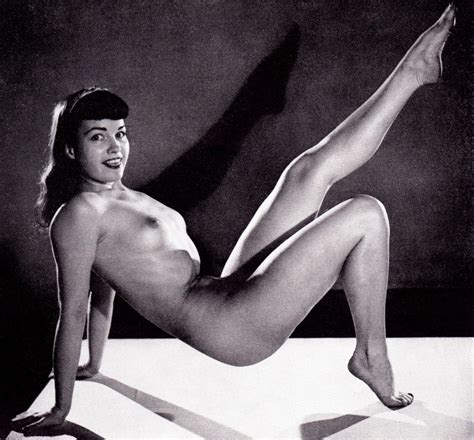 betty page sex nude pics