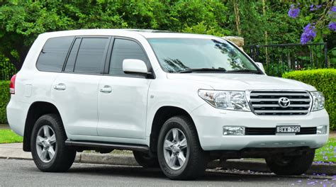 Toyota Land Cruiser Picture by 2009 Toyota Land Cruiser 200 Pictures Information And
