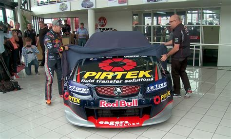 casey stoner red bull racing australia unveil holden