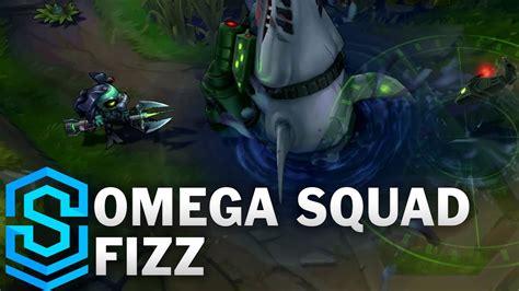 Omega Squad Fizz Skin Spotlight
