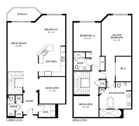 1 bedroom garage apartment floor plans peninsula ii aventura condos for sale rent floor plans